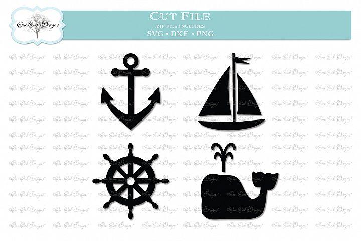 Nautical Bundle - SVG DXF PNG