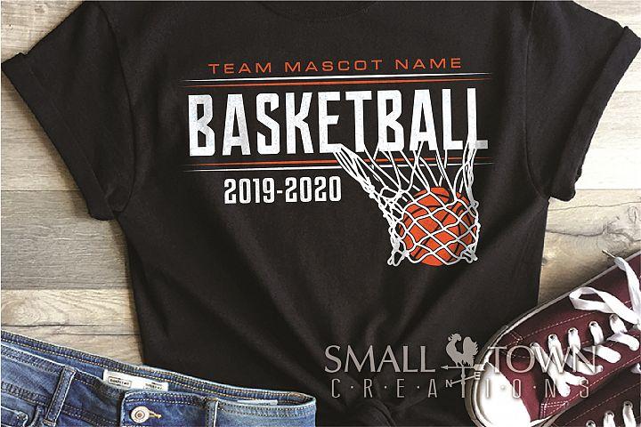 Basketball, Sports ball, sport team logo, PRINT, CUT, DESIGN