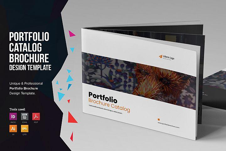 Portfolio Brochure Design v6