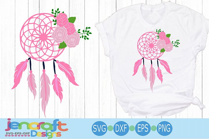 Boho Dream Catcher SVG, Dreamcatcher svg, eps, png, dxf mono