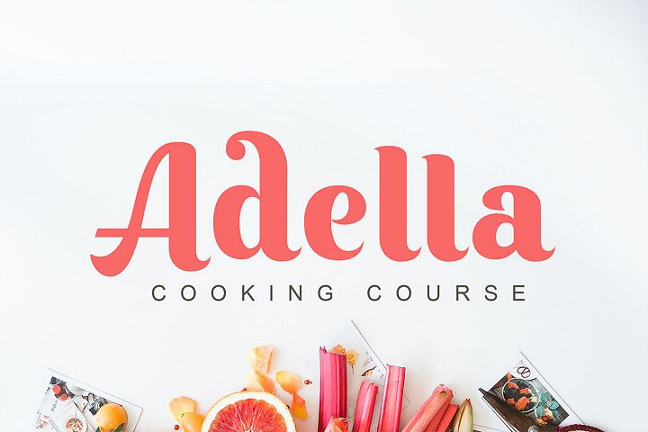 Keilla - Clean Display Font