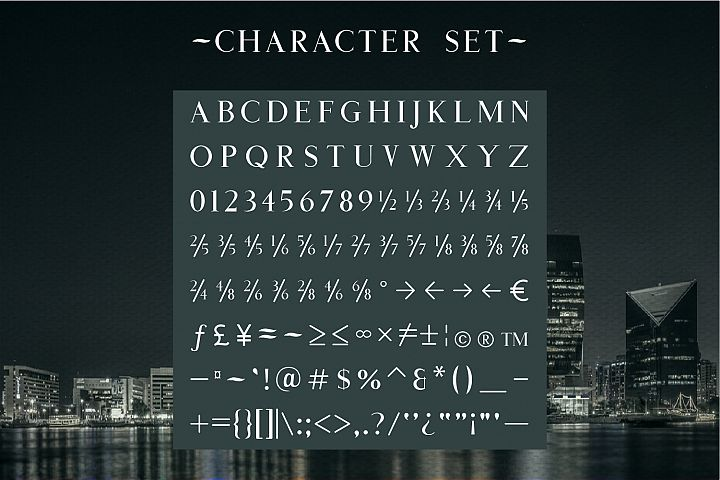 Benjamin Title - Free Font of The Week Design0