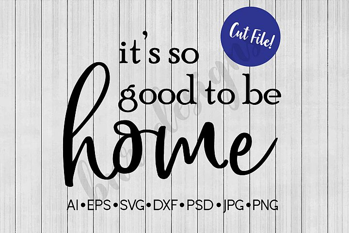 Home SVG, Farmhouse SVG, DXF File, Cut File