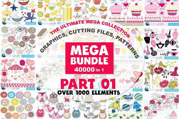 MEGA BUNDLE PART01 - 40000 in 1 Full Collection