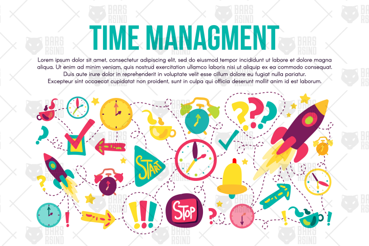 Time Managment Banner