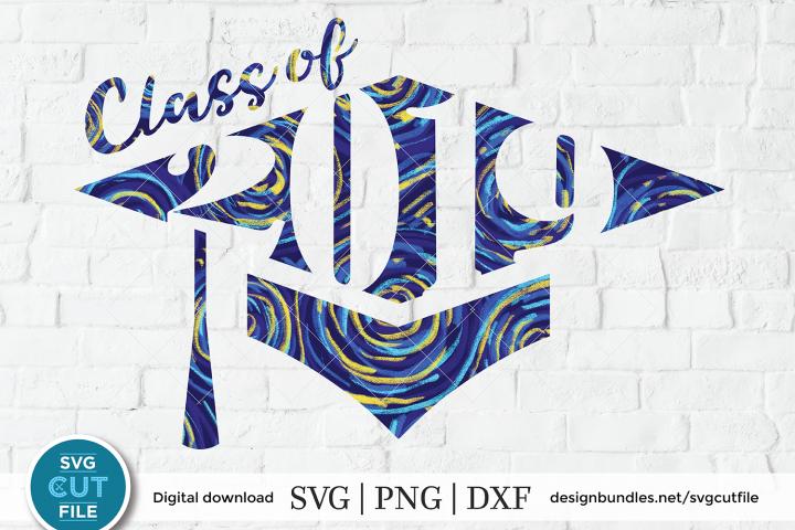 Graduation png, class of 2019 sublimation, 2019 grad png