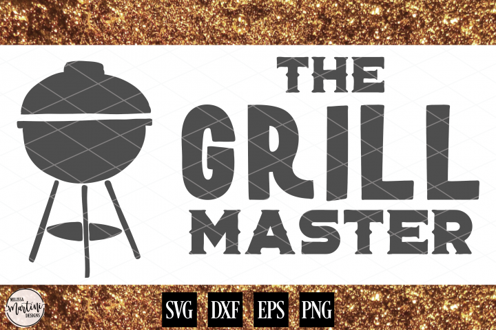 Grill Master - Free Design of The Week