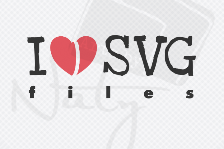 I love SVG Files Inspirational Printable Illustration.