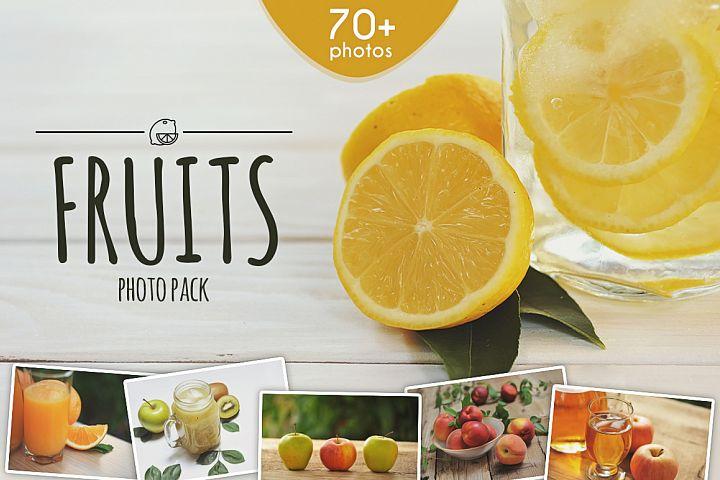 Fruits Photo Pack 72 photos