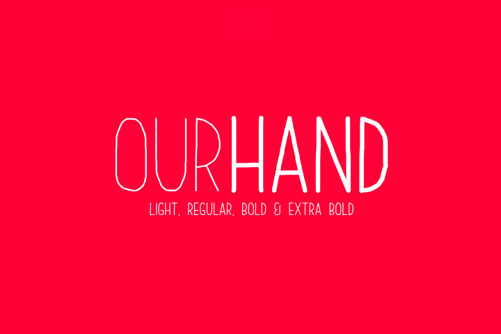 Our Hand Family
