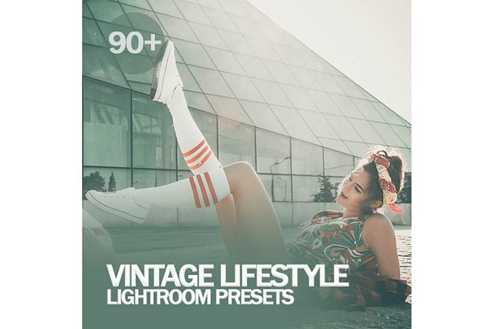 Vintage Lifestyle Lightroom Presets