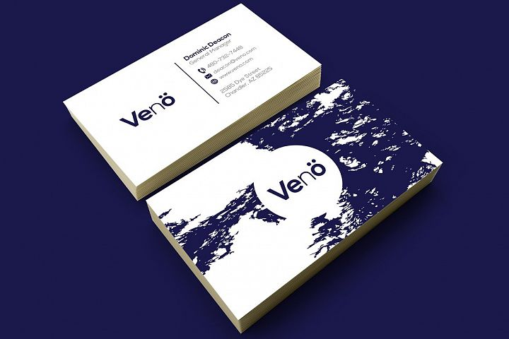 Creative Business Card 16