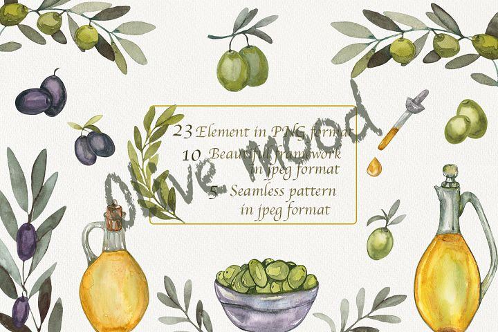 Olive mood