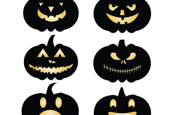 Pumpkin Cut Files, Fall SVG, Cricut Files, Silhouette Files Svg,Dxf,Png,Jpg,Eps vector file