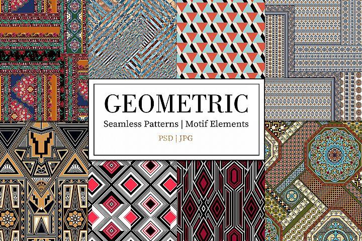 Geometric| Seamless Pattern
