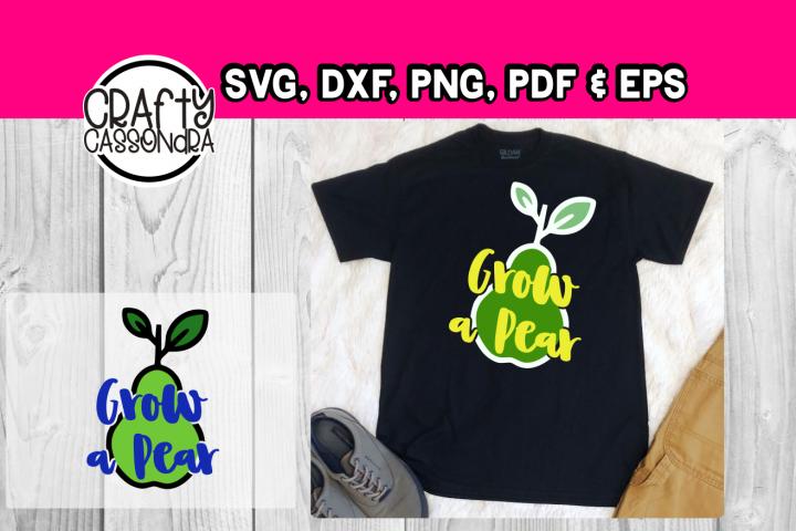 Grow a pear