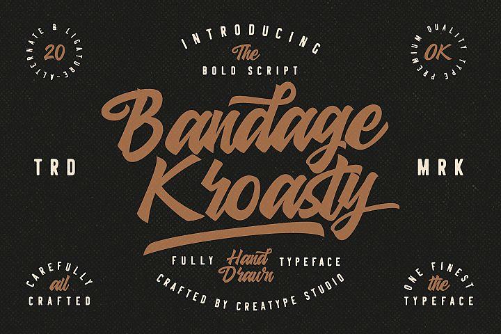 Bandage Kroasty
