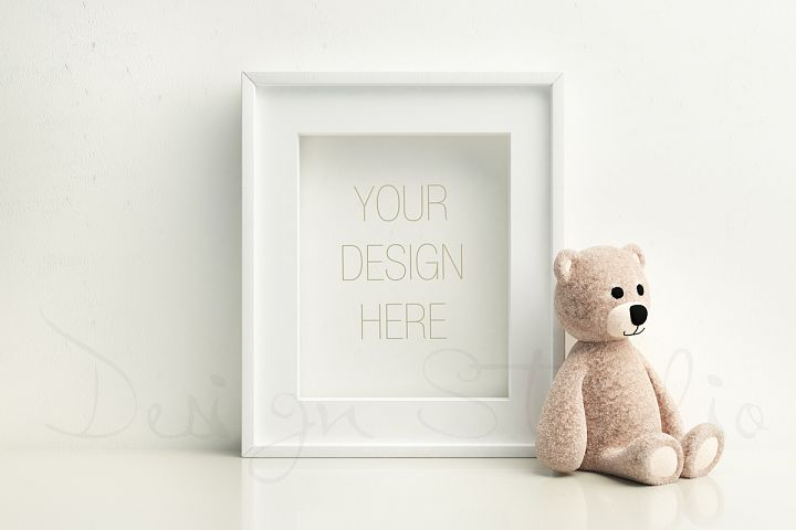 Styled Stock Photography, Frame Mockup, white Frame mockup, Styled Photography Mockup, stock photo