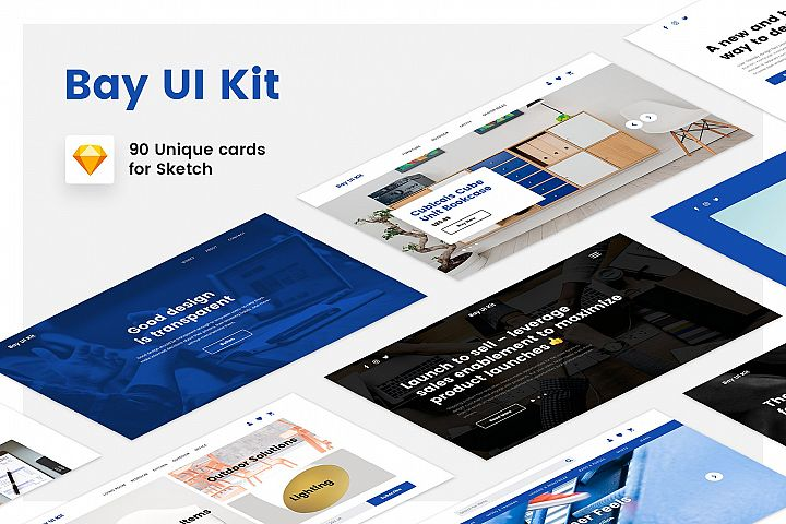 Bay UI Kit