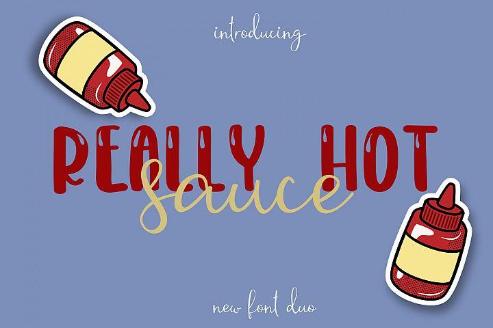 Really Hot Sauce
