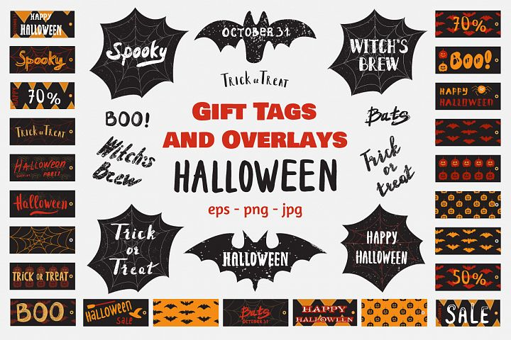 50 OFF Halloween Vintage Collection