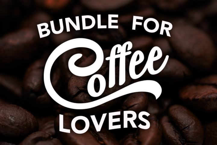 SVG Cut Files BUNDLE for COFFEE LOVERS