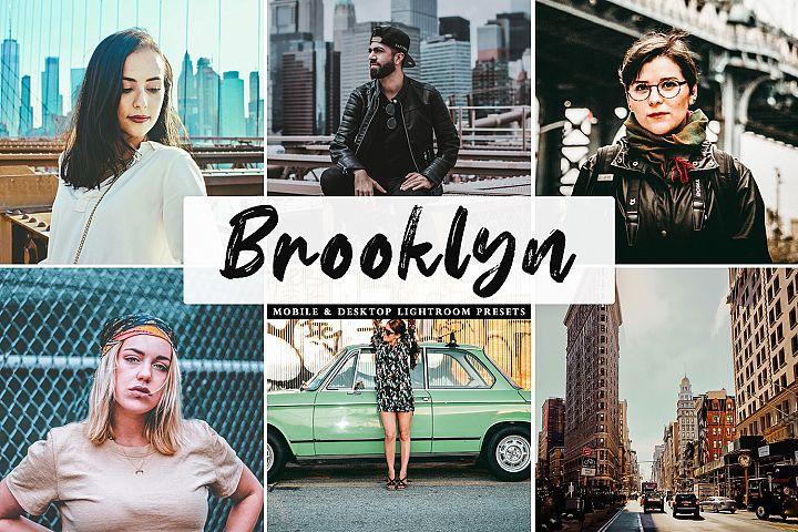 Brooklyn Mobile & Desktop Lightroom Presets