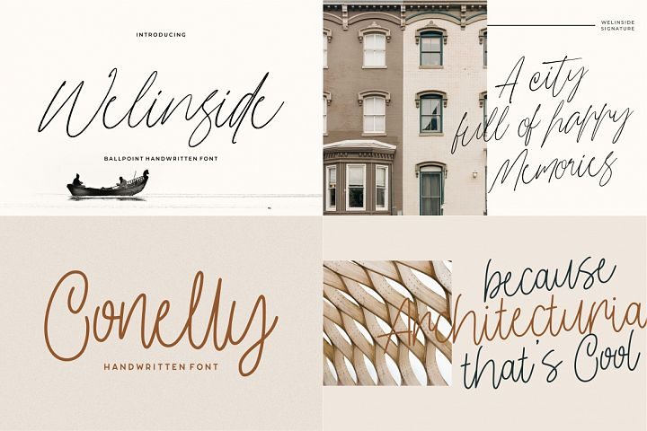 The Mega Valentine's Font Collections example image 8