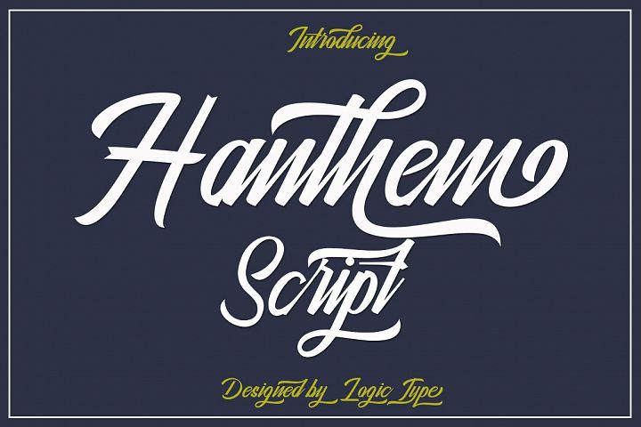 Hanthem Script
