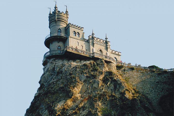 Crimean Castle Swallows Nest