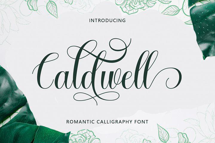 Caldwell Script