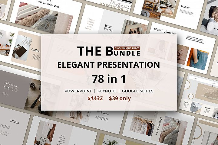 Bundle Elegant Presentation