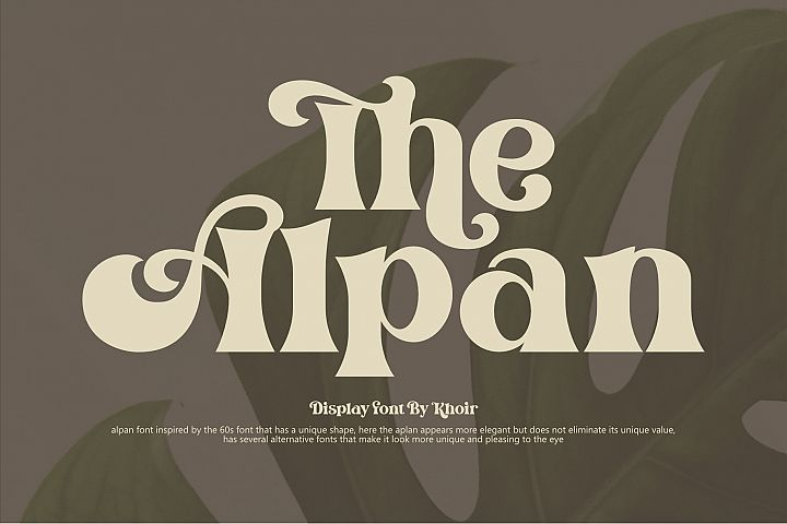 The Aplan