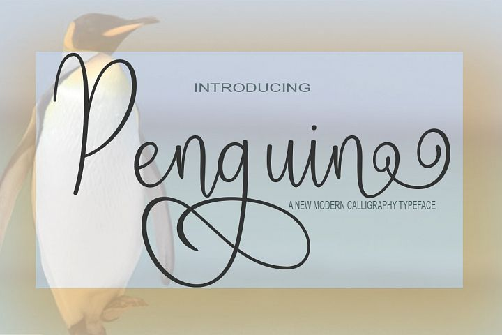 Penguin Script