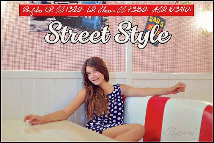 Street Style Profiles LR 7.3 ACR 10.3