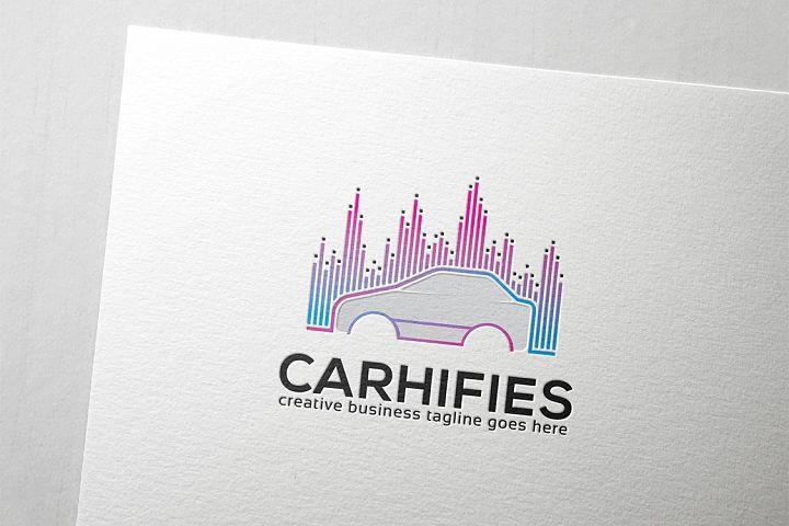 Car Hi-Fi Logo