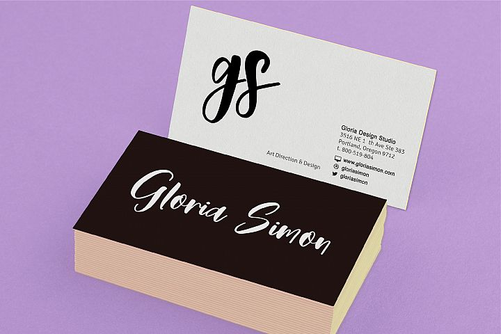Morning Glory Font Duo  - Free Font of The Week Design2