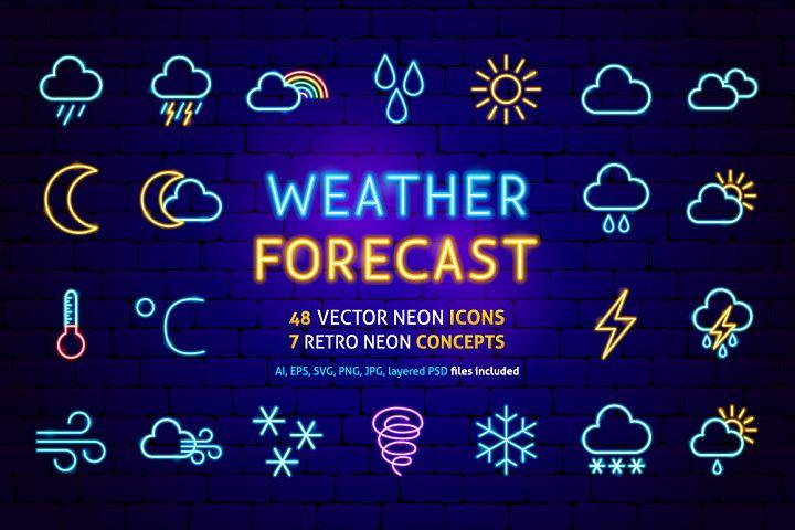 Weather Neon