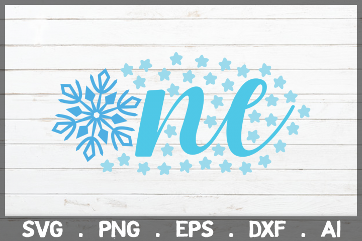 SALE! One Snowflake svg, winter svg, baby svg, newborn svg