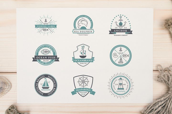 Nautical Collection  - Free Design of The Week Design5