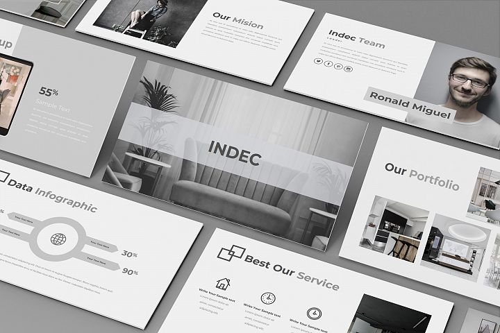 Indec Powerpoint Presentation