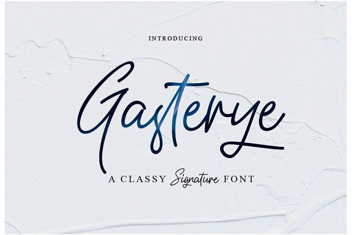 Gasterye Script