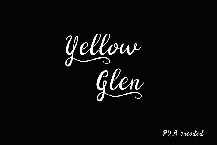 Yellow Glen