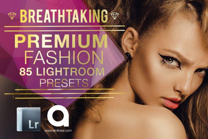 Fashion & Portrait Lightroom Presets