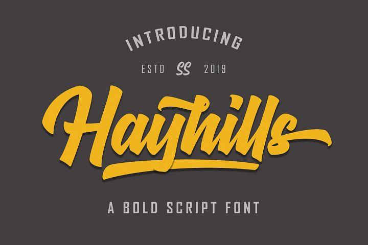 Hayhills Script