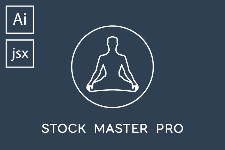 Stock Master Pro Illustrator script
