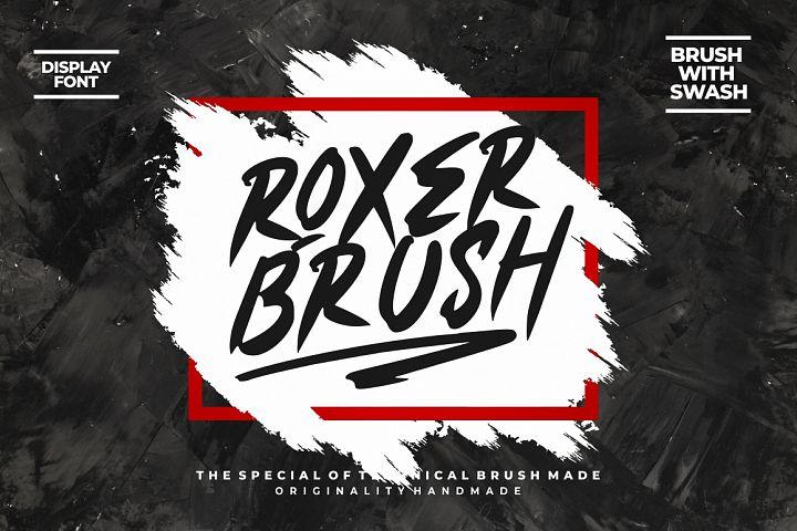 Roxer Brush