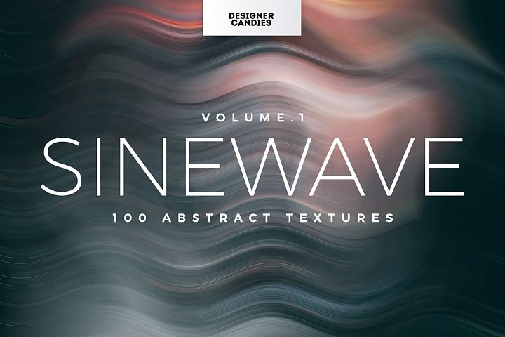 Sinewave - 100 Abstract Textures