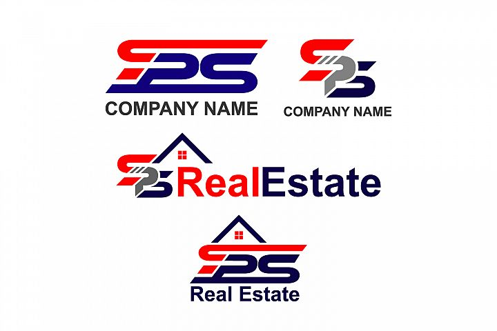 SPS real estate logo collection