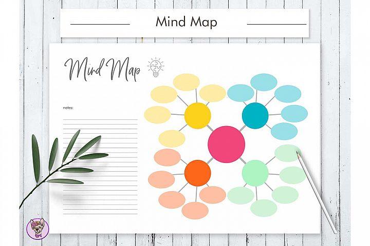 Mind Map Printable